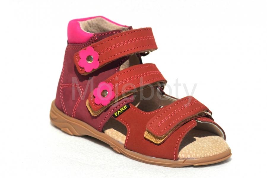 Obuv dětská Letní obuv be1469491c